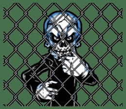 """""""Normal Mr.Skull's Life2"""" sticker #9999452"""