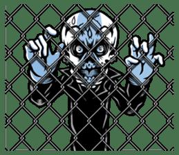 """""""Normal Mr.Skull's Life2"""" sticker #9999453"""