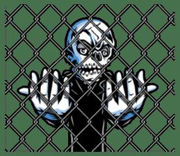 """""""Normal Mr.Skull's Life2"""" sticker #9999454"""