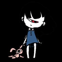 Mono Eye Girl