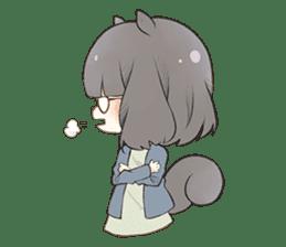 Kogi-P & Risutan sticker #10002868