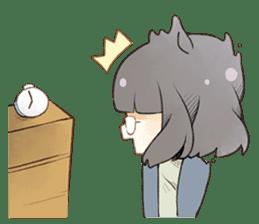 Kogi-P & Risutan sticker #10002889