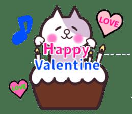 Happy Valentine!! sticker #10009215
