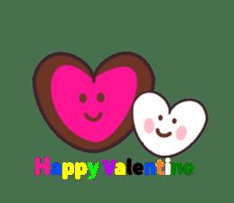 Happy Valentine!! sticker #10009217