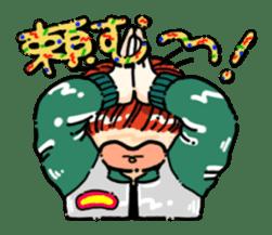Benichan friends sticker #10010580