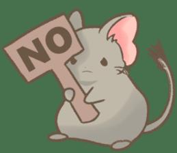 Kori-tan: the Cute Degu sticker #10018746