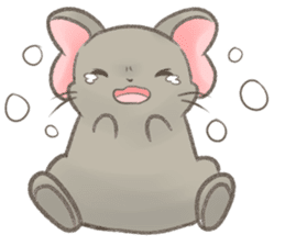Kori-tan: the Cute Degu sticker #10018749