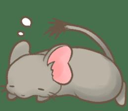 Kori-tan: the Cute Degu sticker #10018756