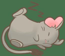 Kori-tan: the Cute Degu sticker #10018758