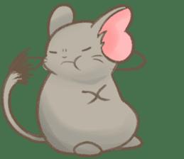 Kori-tan: the Cute Degu sticker #10018759