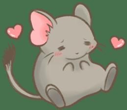Kori-tan: the Cute Degu sticker #10018760