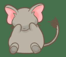 Kori-tan: the Cute Degu sticker #10018761