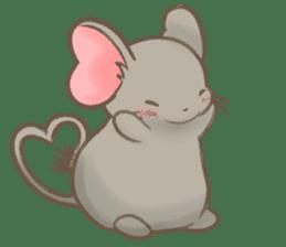 Kori-tan: the Cute Degu sticker #10018762