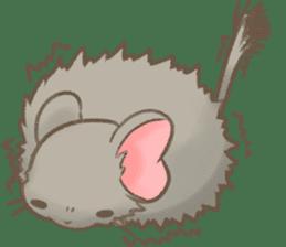 Kori-tan: the Cute Degu sticker #10018763