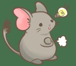 Kori-tan: the Cute Degu sticker #10018764