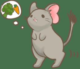 Kori-tan: the Cute Degu sticker #10018766