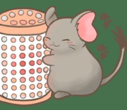 Kori-tan: the Cute Degu sticker #10018767