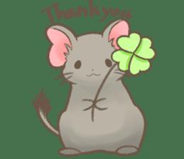 Kori-tan: the Cute Degu sticker #10018769