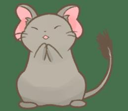 Kori-tan: the Cute Degu sticker #10018771