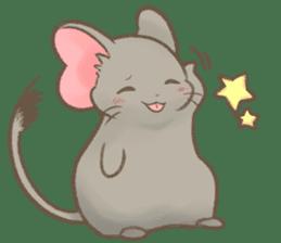 Kori-tan: the Cute Degu sticker #10018773