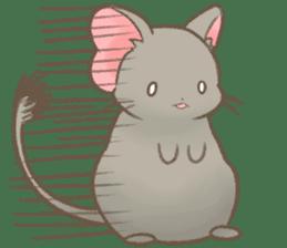 Kori-tan: the Cute Degu sticker #10018777