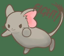 Kori-tan: the Cute Degu sticker #10018779