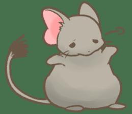 Kori-tan: the Cute Degu sticker #10018781