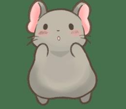 Kori-tan: the Cute Degu sticker #10018783