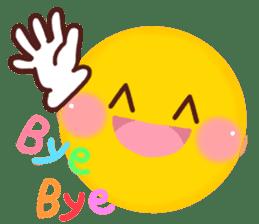 kawaii emoji sticker #10030425