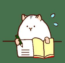 Very cute hamster stickers sticker #10033972