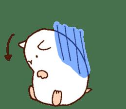 Very cute hamster stickers sticker #10033975