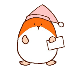 Very cute hamster stickers sticker #10033984
