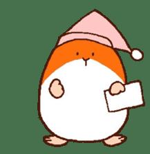 Very cute hamster stickers sticker #10033984