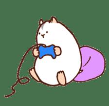 Very cute hamster stickers sticker #10034003