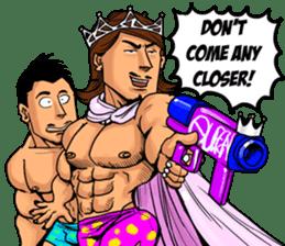 Songkran Drama sticker #10037693