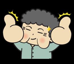 Chinese Grandma sticker #10046370