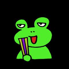 Froggy feelings