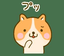 dog kawaii 4 sticker #10059339