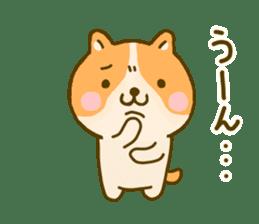 dog kawaii 4 sticker #10059352