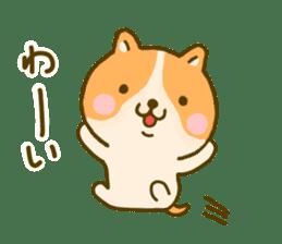 dog kawaii 4 sticker #10059364