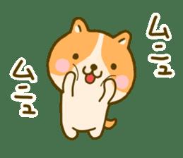 dog kawaii 4 sticker #10059365