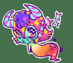 cute tunotuno sticker #10060488