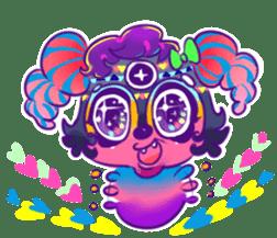 cute tunotuno sticker #10060489