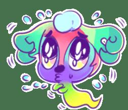 cute tunotuno sticker #10060493