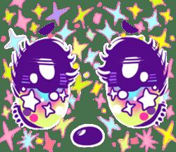 cute tunotuno sticker #10060495