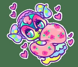 cute tunotuno sticker #10060496