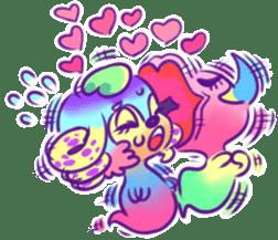 cute tunotuno sticker #10060498