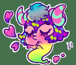 cute tunotuno sticker #10060501