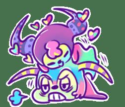 cute tunotuno sticker #10060502