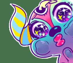 cute tunotuno sticker #10060509